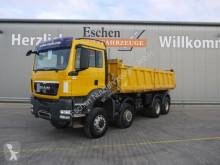MAN TGS 35.440 8x6 BB*Meiller 3-Seiten*1.Hand*Klima truck used three-way side tipper