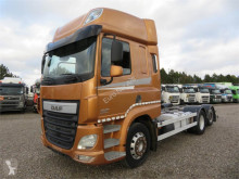 DAF CF460 6x2 Euro 6 Chassis truck used chassis