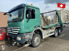 Camion multibenne Mercedes actros 2644 6x4/4