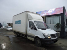 Mercedes Sprinter truck used moving box