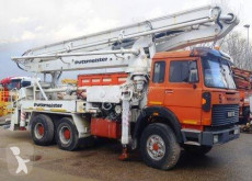 Iveco truck used concrete pump truck