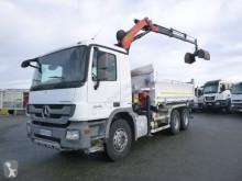 Kamión korba dvojstranne sklápateľná korba Mercedes Actros 2636