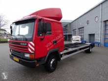 Vrachtwagen chassis DAF 45 / CHASSIS-CABIN / FULL STEEL / MANUAL / / 1997