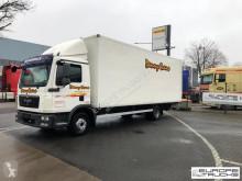MAN TGL 12.210 truck used box