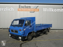 Kamion plošina bočnice MAN VW 8.150 Pritsche, Schalter, 3 Sitze, AHK, Blatt