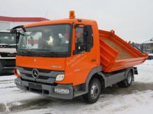 Mercedes Atego 818 K 2-Achs Kipper truck used tipper