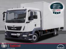 Camião furgão MAN TGL 8.190 BL-KOFFER-AHK-LBW-KLIMA-LGS-TE