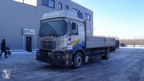 MAN 19.403 truck used flatbed
