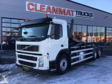 Volvo FM 380 truck used hook lift