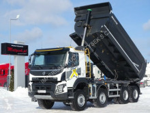 Camion benne Volvo FMX 500 / 8X6 / TIPPER / MOLCIK / 28 000 KM !!!