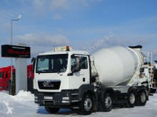 MAN concrete mixer truck TGS 32.400/CEMENTMIXER 9M3 /LIEBHERR/ MANUAL/EEV