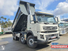 Volvo FMX 400 truck used construction dump