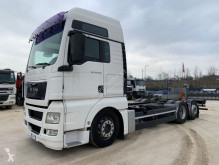 Camion MAN 26.480 châssis occasion