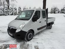 Ciężarówka wywrotka Opel MOVANOSKRZYNIA DOKA 7 MIEJSC KLIMATYZACJA NOWE OPONY [ 2998 ]