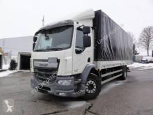 Camión lona corredera (tautliner) DAF LF 310 FA