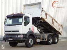 Camión volquete Renault Kerax 370