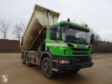 Camion Scania P 410 benne Enrochement occasion