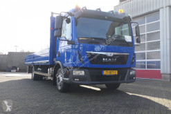 MAN TGL 12.220 truck used flatbed