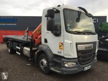 Kamión DAF LF55 55.250 kamión na prepravu vozidiel ojazdený