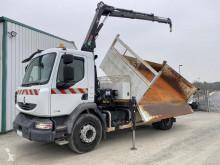 Kamion Renault Midlum 270 DXI dvojitá korba použitý