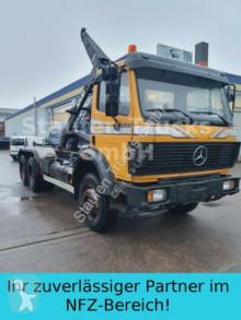 Mercedes emeletes billenőkocsi teherautó SK 2629 K 6x4 ATLAS Abroller kurz BLATT
