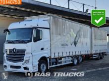 Kamión s prívesom Mercedes Actros 2545 plachtový náves ojazdený
