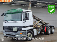Camion polybenne Mercedes Actros 2540 L