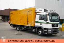 Teherautó MAN TGM 12.250 L-Haus Tiefkühl 6,9m LBW Bi-Temp. E5 használt hűtőkocsi