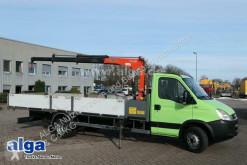 Camión caja abierta teleros Iveco 70C17 4x2, Kran Palfinger PC3300B, 6.200mm lang