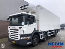 Vrachtwagen Scania P 360 tweedehands koelwagen mono temperatuur