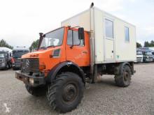 Unimog Mercedes-Benz 2450 L38 437 4x4 autres camions occasion
