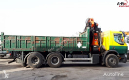 Camion Renault 370 DXI 6X2 PALFINGER PK 29002+JIB benne occasion