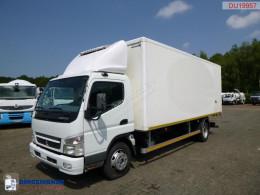 Teherautó Mitsubishi Canter használt egyhőmérsékletes hűtőkocsi