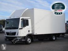 Camion MAN TGL 8.190 4X2 BL, Euro 6, Koffer LBW, AHK, Klima fourgon occasion
