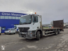 Camion Mercedes Actros 2532 porte engins occasion