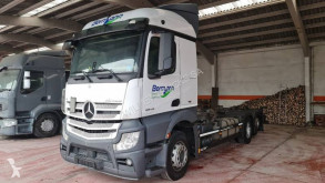 Camión Mercedes Actros 2543 L BDF usado
