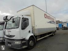 Lastbil Renault Midlum 280.18 DXI transportbil polybotten begagnad