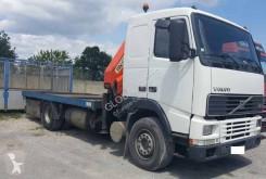 Camión portacontenedores Volvo FH12 380