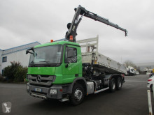 Camion Mercedes Actros 2641 benne occasion