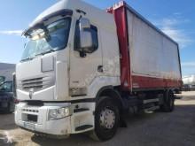 Renault Premium 450 truck used tautliner