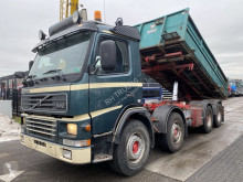 Volvo three-way side tipper truck FM12
