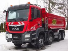 MAN LKW Kipper/Mulde TGS 35.420 8x4 EURO6 Muldenkipper TOP!