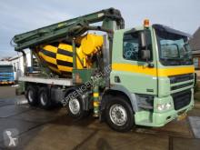 Vrachtwagen beton mixer + pomp DAF 85
