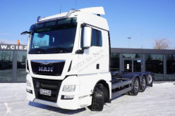 Camion BDF MAN TGX 35.540