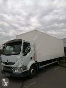 Camion Renault Midlum 220 DCI furgone plywood / polyfond usato