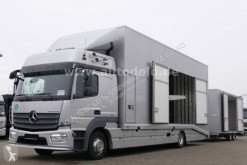 Mercedes Atego 1224 truck used car carrier
