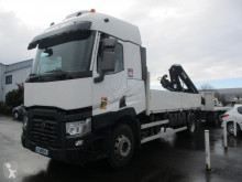 Renault standard flatbed truck Gamme C 460