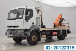 Lastbil Renault Kerax 270 platta begagnad