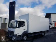 Camión Mercedes Atego 818 L 4x2 Koffer + LBW Klima AHK furgón usado