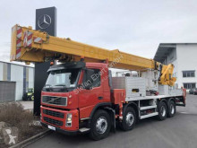 Volvo FM 12 320 8x4 Hubsteiger Multitel 52m Teleskop truck used aerial platform